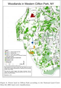 Western Clifton Park-Woodlands